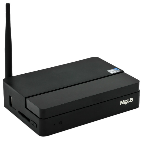 Epsilon Mele PCG03 Kodi.TY Mini PC